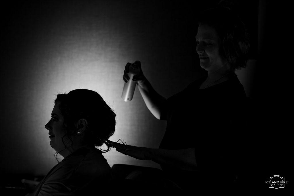 hairspray photograph