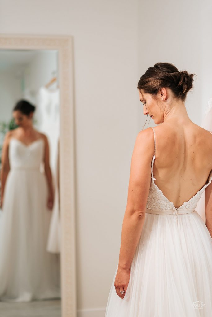 Livienne Bridal dress at Willow Acres styled shoot