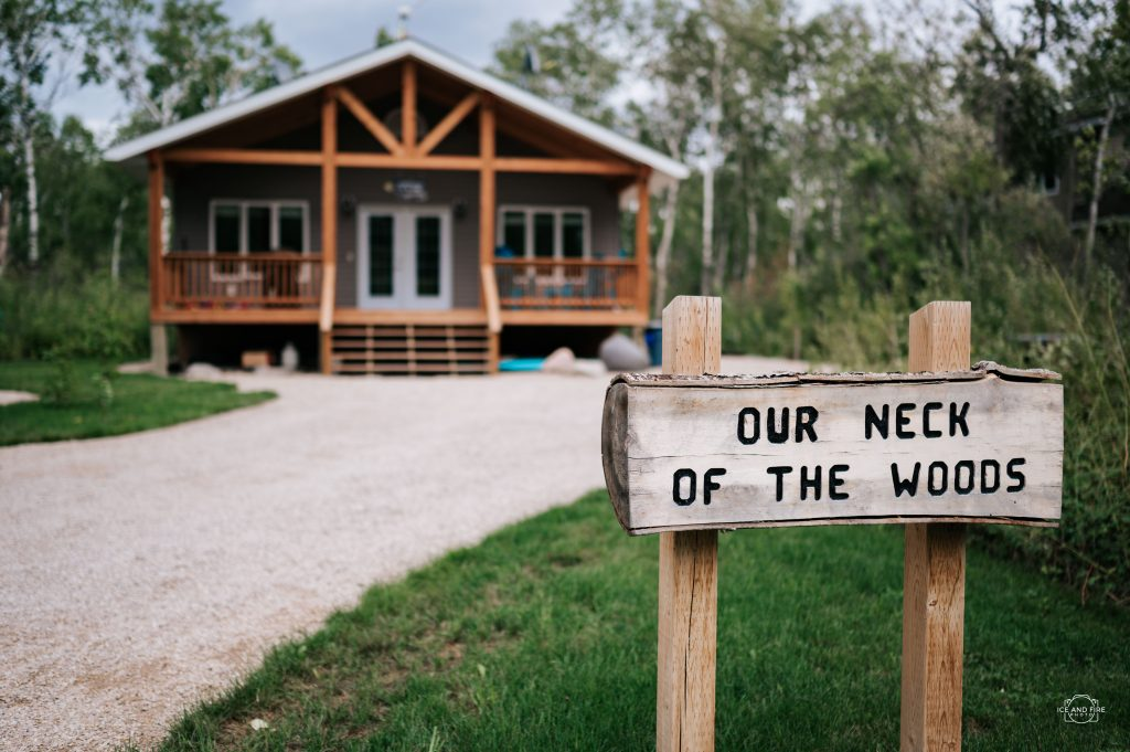 Steep Rock cabin for rent